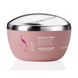 Alfaparf Semi di Lino Moisture Nutritive tápláló maszk, 200 ml