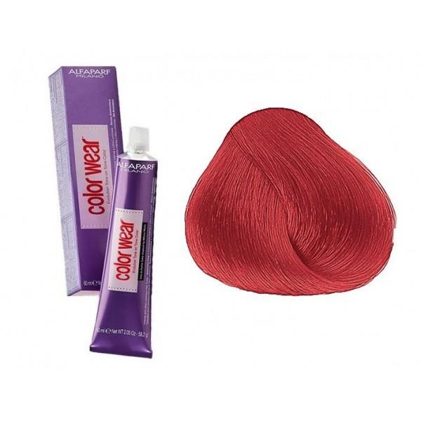 Alfaparf Color Wear hajszínező, 60 ml Rosso