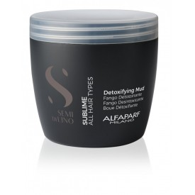 Alfaparf Semi Di Lino Sublime Detoxifying Mud méregtelenítő iszap, 500 ml