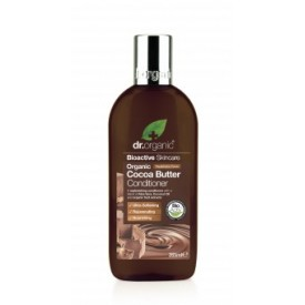 Dr Organic hajkondicionáló bio kakaóvajjal, 265 ml