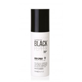 Inebrya Black Pepper Iron hajegyenesítő, hővédő spray, 150 ml