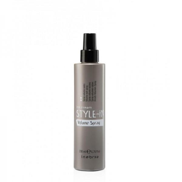 Inebrya Style-In Volume hajtőemelő spray, 200 ml