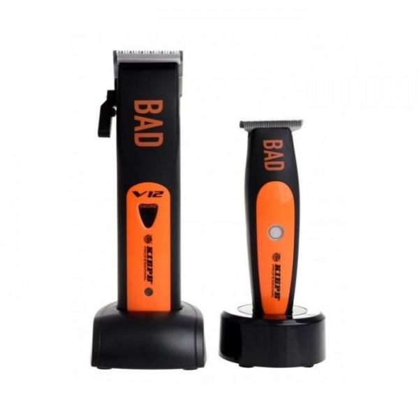 Kiepe Bad Combo vezeték nélküli hajvágógép és trimmelő szett