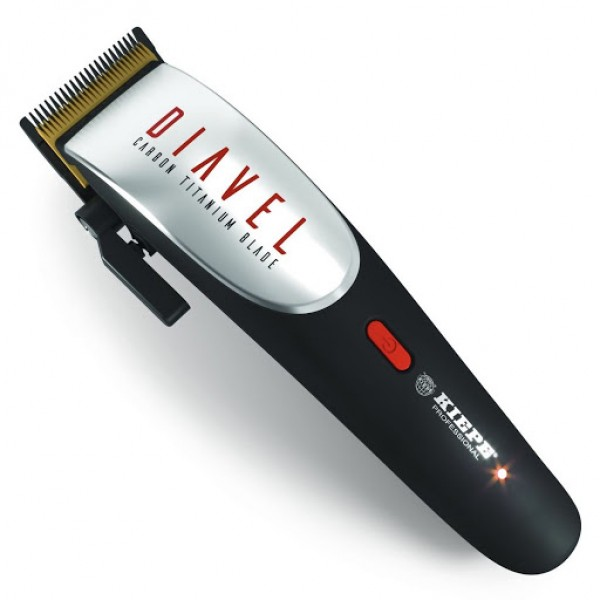 Kiepe Diavel vezetékes/vezeték nélküli hajvágógép 6336