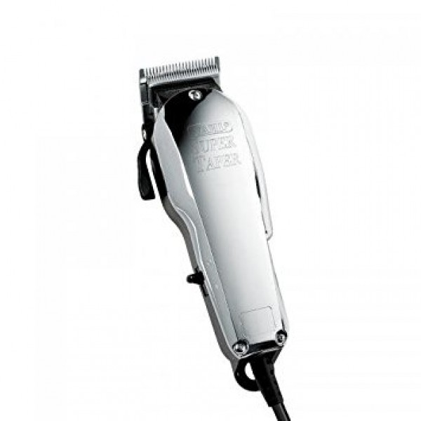 Wahl Chrome Super Taper vezetékes hajvágógép króm 4005-0472
