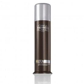 Loreal Professionel Homme Mat matt hatású hajformázó gél férfiaknak, 80 ml