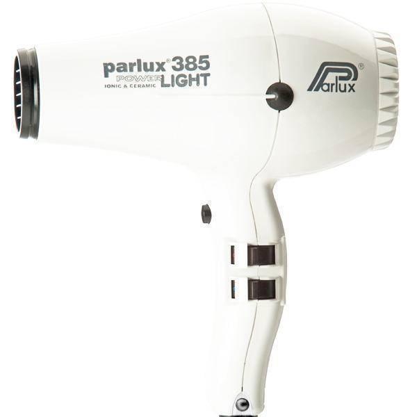 Parlux 385 Ceramic Ionic Power Light hajszárító 2150 W, fehér