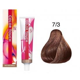 Wella Professionals Color Touch tartós hajszínező 7/3