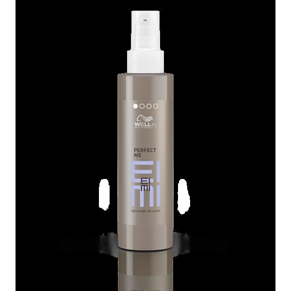 Wella Professionals EIMI Perfect Me könnyű egyenesítő és hővédő krém, 100 ml